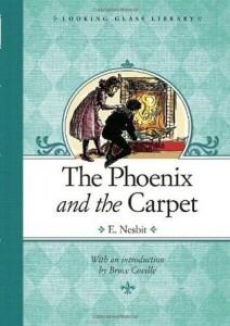 Phoenix and Carpet Children's book
