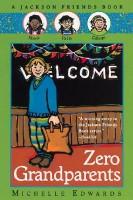 Zero Grandparents Children's Book