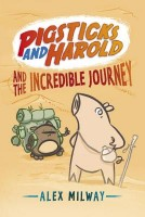 Pigsticks and Harold - Children's Book