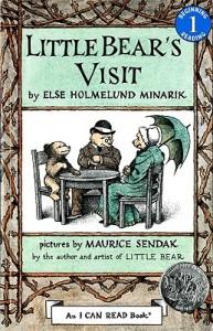 Little Bear's Visit - Children's book