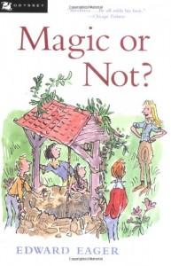 Children's Book - Magic or Not