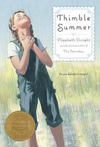 Children's Book - Thimble Summer