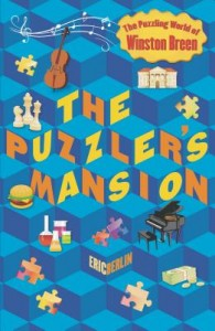 Children's Book - The Puzzler's Mansion