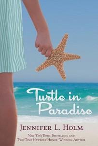 Children's Book: Turtle in Paradise