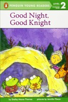 Easy Reader Children's Book - Good night, Good Knight