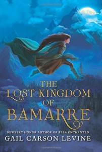 Children's Book - Lost Kingdom of Bamarra
