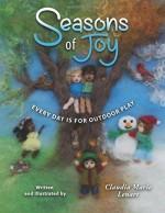 Illustrated Children's Book- Seasons of Joy
